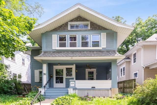1719 Washington Avenue SE, Cedar Rapids, IA 52403 (MLS #2004910) :: The Graf Home Selling Team