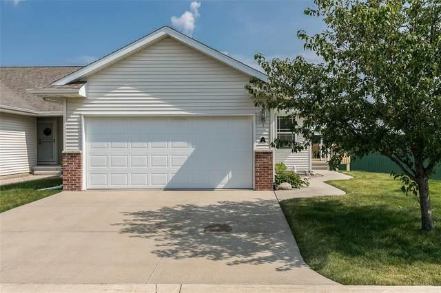 4126 31st Avenue SW A, Cedar Rapids, IA 52404 (MLS #2004919) :: The Graf Home Selling Team