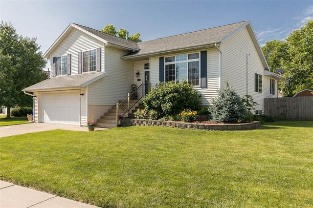 855 Augusta Circle, North Liberty, IA 52317 (MLS #2004923) :: The Graf Home Selling Team