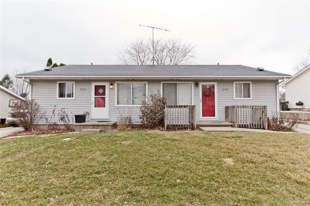 2139 Taylor Drive, Iowa City, IA 52240 (MLS #2004939) :: The Graf Home Selling Team