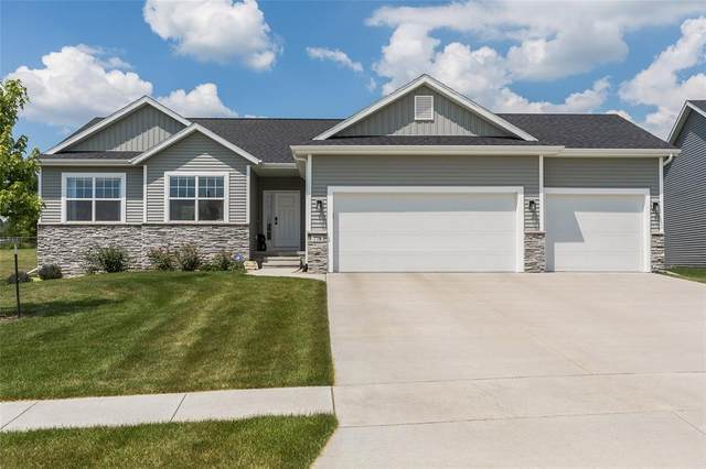778 Archer Drive, Marion, IA 52302 (MLS #2004958) :: The Graf Home Selling Team