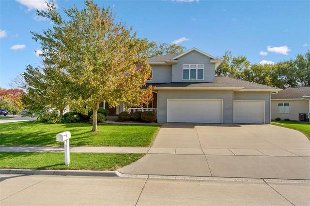 10 Larkspur Court, Iowa City, IA 52246 (MLS #2004963) :: The Graf Home Selling Team