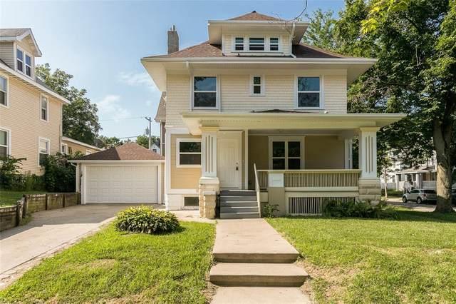1501 Bever Avenue SE, Cedar Rapids, IA 52403 (MLS #2004970) :: The Graf Home Selling Team