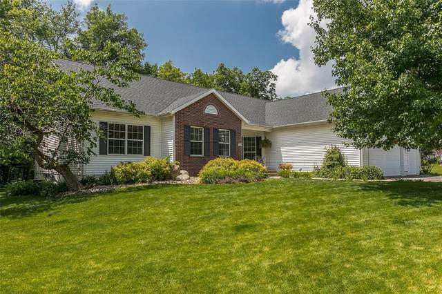 137 Crandall Drive NE, Cedar Rapids, IA 52402 (MLS #2004978) :: The Graf Home Selling Team