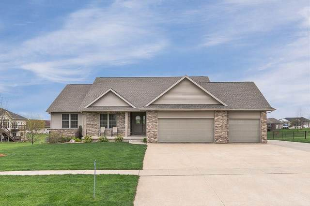 1181 James Avenue, Swisher, IA 52338 (MLS #2004997) :: The Graf Home Selling Team