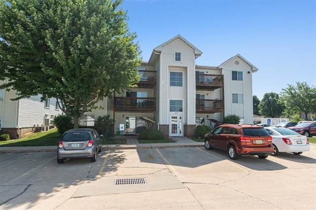 4627 1st Avenue SW #12, Cedar Rapids, IA 52404 (MLS #2005008) :: The Graf Home Selling Team