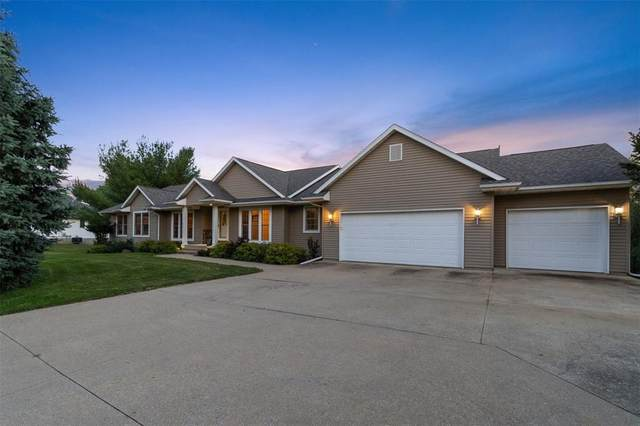 6725 Deer Horn Trail NE, Cedar Rapids, IA 52411 (MLS #2005012) :: The Graf Home Selling Team