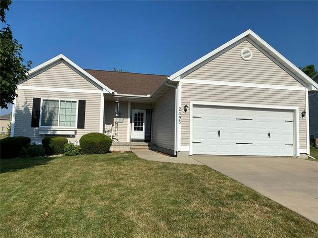2495 Tamerac Dr, Marion, IA 52302 (MLS #2005016) :: The Graf Home Selling Team