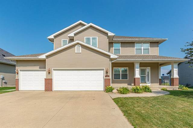 3055 Newcastle Road, Marion, IA 52302 (MLS #2005043) :: The Graf Home Selling Team