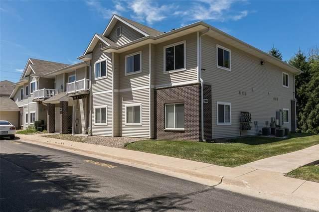 1900 Rockford Road SW #6, Cedar Rapids, IA 52404 (MLS #2005053) :: The Graf Home Selling Team