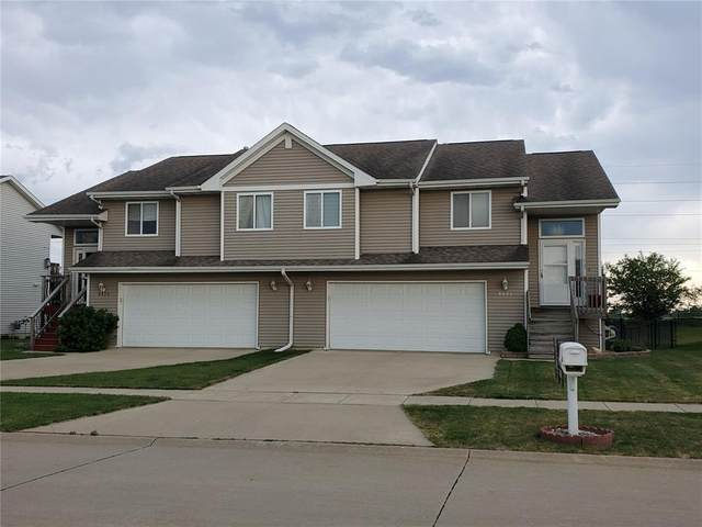 8421 Woodstone Court SW, Cedar Rapids, IA 52404 (MLS #2005078) :: The Graf Home Selling Team