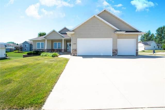 402 Wildflower Drive, Fairfax, IA 52228 (MLS #2005358) :: The Graf Home Selling Team