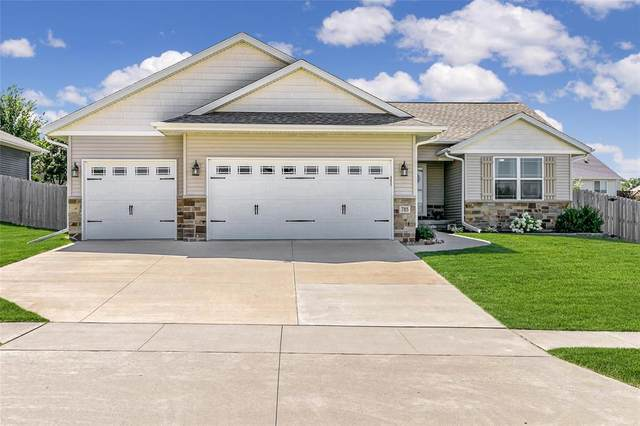 785 Molly, North Liberty, IA 52317 (MLS #2005589) :: The Graf Home Selling Team