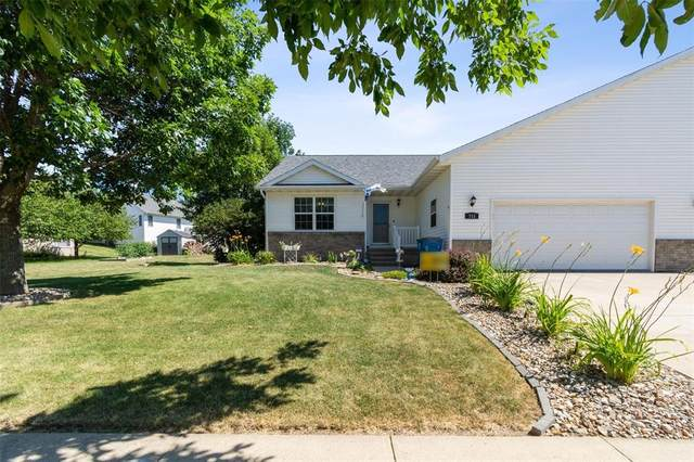 711 Commercial Court, Fairfax, IA 52228 (MLS #2005634) :: The Graf Home Selling Team