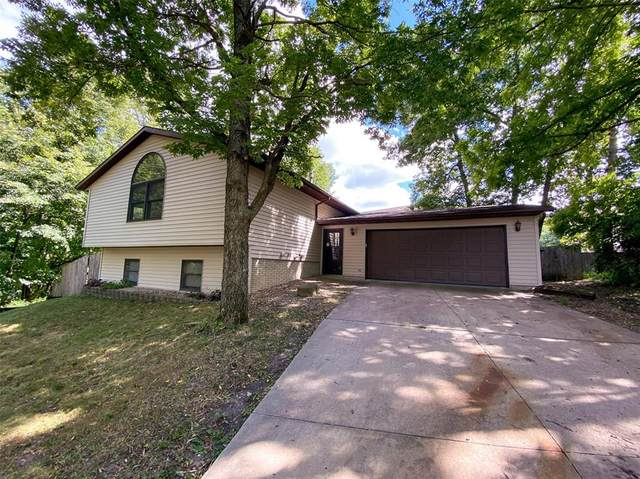 121 Chaffee Drive, Hiawatha, IA 52233 (MLS #2005696) :: The Graf Home Selling Team