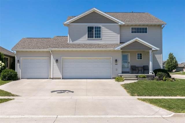 140 Catalpa Lane, North Liberty, IA 52317 (MLS #2005738) :: The Graf Home Selling Team
