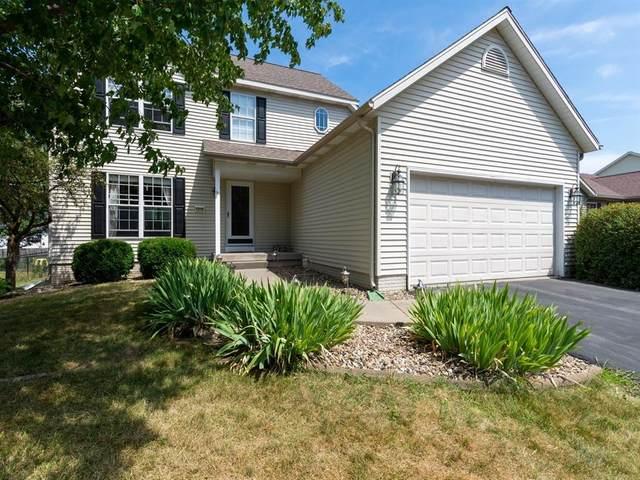 1210 Acacia Drive NE, Cedar Rapids, IA 52402 (MLS #2005762) :: The Graf Home Selling Team