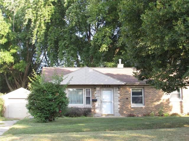 3539 Oakland Road NE, Cedar Rapids, IA 52402 (MLS #2005800) :: The Graf Home Selling Team