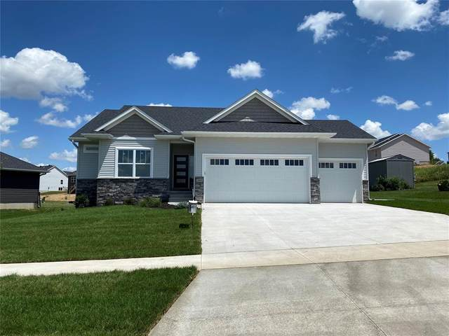 1002 Iris Avenue, Tiffin, IA 52340 (MLS #2005807) :: The Graf Home Selling Team