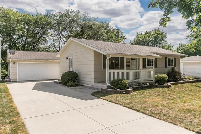 2565 26th Avenue, Marion, IA 52302 (MLS #2005831) :: The Graf Home Selling Team