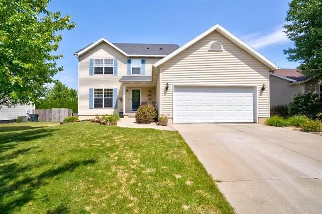 1416 Acacia Drive NE, Cedar Rapids, IA 52402 (MLS #2005838) :: The Graf Home Selling Team