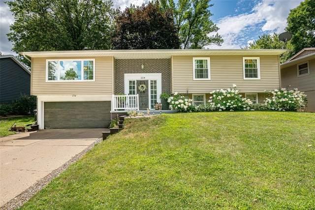 259 Norman Drive NE, Cedar Rapids, IA 52402 (MLS #2005846) :: The Graf Home Selling Team