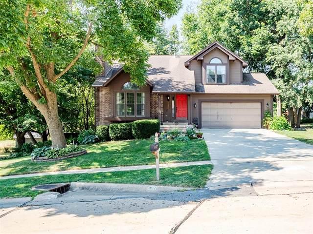 3437 Sycamore Court NE, Cedar Rapids, IA 52402 (MLS #2005854) :: The Graf Home Selling Team