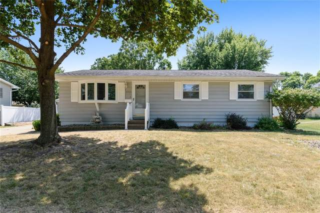 1033 Rainbow Boulevard, Hiawatha, IA 52233 (MLS #2005865) :: The Graf Home Selling Team