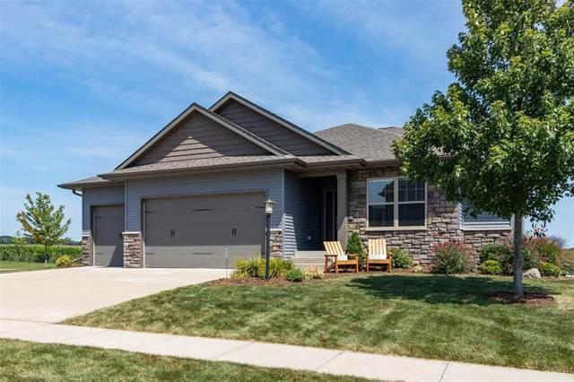 685 Penn Ridge Drive, North Liberty, IA 52317 (MLS #2005868) :: The Graf Home Selling Team