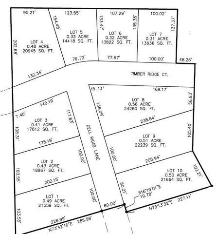 Lot 8 Dell Ridge Lane, Hiawatha, IA 52233 (MLS #2005878) :: The Graf Home Selling Team