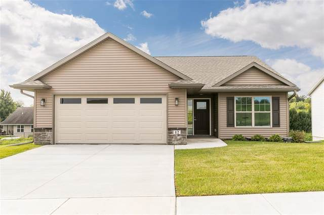 12 Pinnacle Lane, Tiffin, IA 52340 (MLS #2006252) :: The Graf Home Selling Team