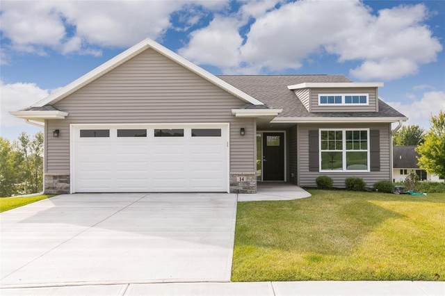 14 Pinnacle Lane, Tiffin, IA 52340 (MLS #2006255) :: The Graf Home Selling Team