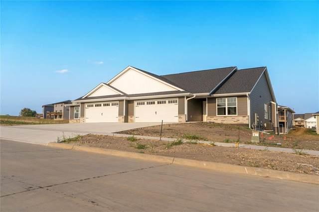 1410 Bridgewood Drive, Fairfax, IA 52228 (MLS #2006264) :: The Graf Home Selling Team