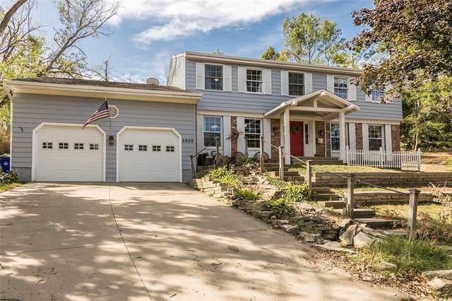 3503 Random Court SE, Cedar Rapids, IA 52403 (MLS #2006332) :: The Graf Home Selling Team