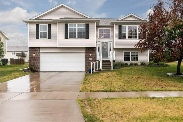 215 Cattail Ln, North Liberty, IA 52317 (MLS #2006455) :: The Graf Home Selling Team