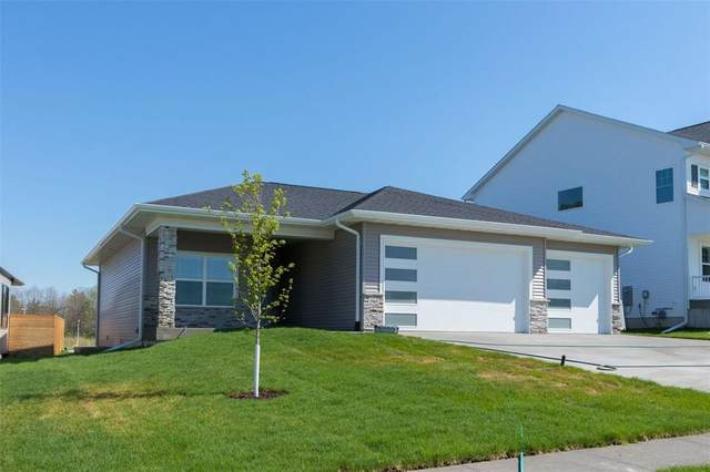 819 Old Mill Lane, Solon, IA 52333 (MLS #2006548) :: The Graf Home Selling Team