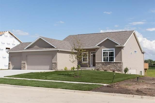 Meadow Grass Circle SE, Cedar Rapids, IA 52403 (MLS #2006582) :: The Graf Home Selling Team