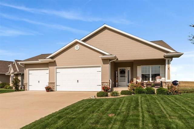 6607 Hoover Trail Road SW, Cedar Rapids, IA 52404 (MLS #2006584) :: The Graf Home Selling Team