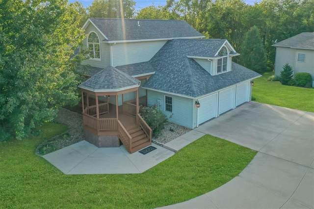 705 Creek View Court, Coralville, IA 52241 (MLS #2006596) :: The Graf Home Selling Team