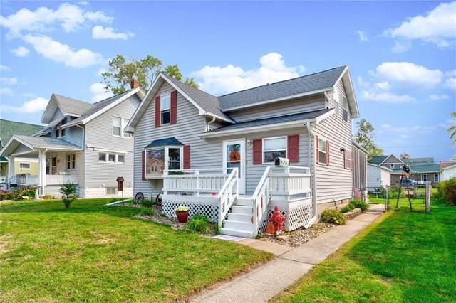 1841 Hamilton Street SW, Cedar Rapids, IA 52404 (MLS #2006684) :: The Graf Home Selling Team