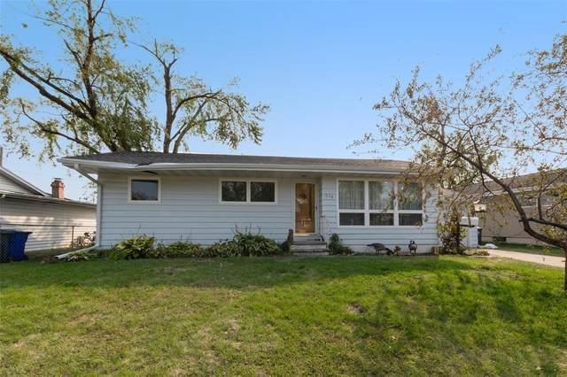 219 Wesley Drive NW, Cedar Rapids, IA 52405 (MLS #2006690) :: The Graf Home Selling Team