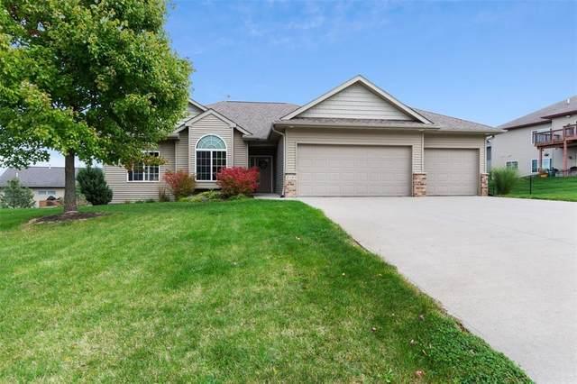 2103 Glen Oaks Knoll, Coralville, IA 52241 (MLS #2006752) :: The Graf Home Selling Team