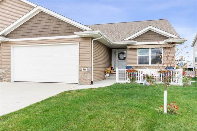 516 Prairie Hill Drive, Atkins, IA 52206 (MLS #2006883) :: The Graf Home Selling Team