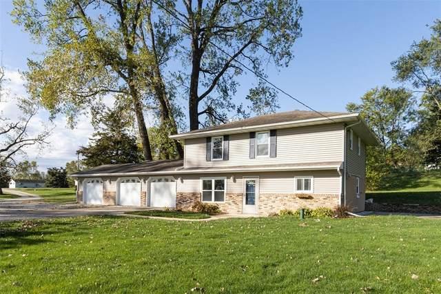 110 W Cemetery Rd, Fairfax, IA 52228 (MLS #2006894) :: The Graf Home Selling Team