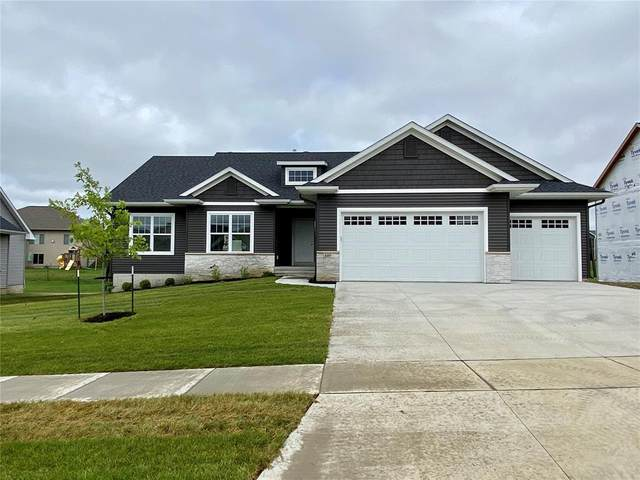 605 Owen Street, Tiffin, IA 52340 (MLS #2006954) :: The Graf Home Selling Team