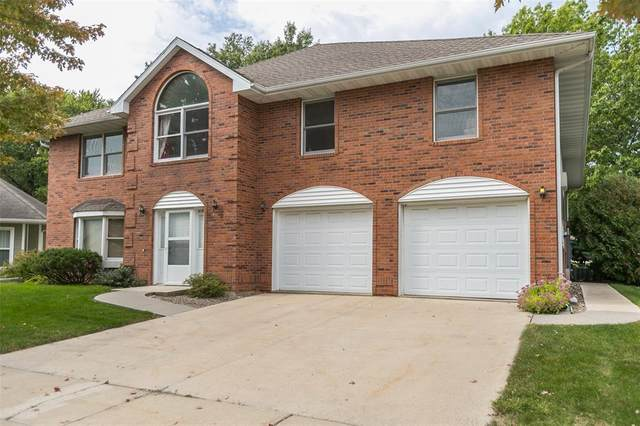 923 Longfellow Place, Iowa City, IA 52240 (MLS #2007078) :: The Graf Home Selling Team