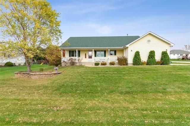 567 Clover Ridge Drive, Walford, IA 52351 (MLS #2007195) :: The Graf Home Selling Team