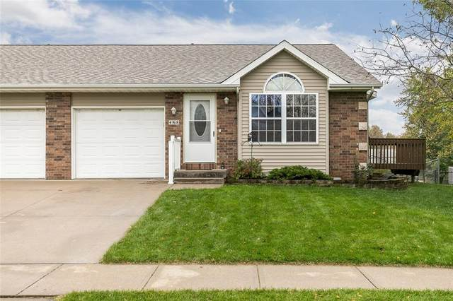 468 Sugar Creek Lane, North Liberty, IA 52317 (MLS #2007227) :: The Graf Home Selling Team