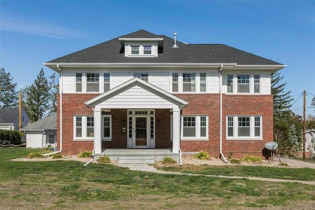 2306 Hillcrest Drive SE, Cedar Rapids, IA 52403 (MLS #2007285) :: The Graf Home Selling Team