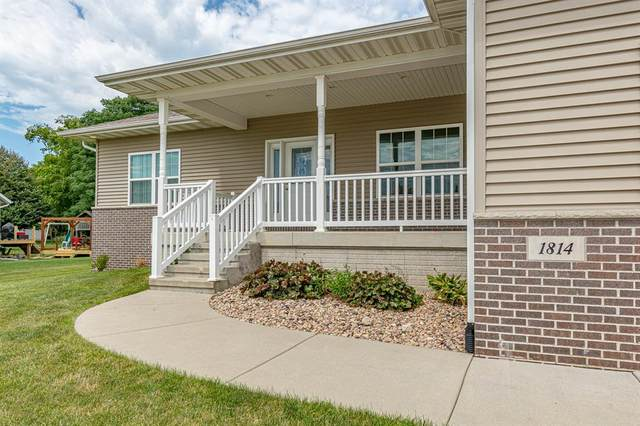 1814 Hoover Trail Court SW, Cedar Rapids, IA 52404 (MLS #2007319) :: The Graf Home Selling Team